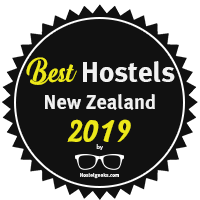 Best Hostels New Zealand 2019 Badge For Piwaka Lodge And Backpackers Picton Accommodation In Marlborough NZ